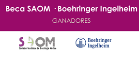 Ganadores Beca SAOM - Boehringer Ingelheim