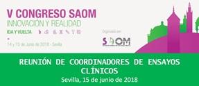 REUNIÓN DE COORDINADORES DE ENSAYOS CLÍNICOS