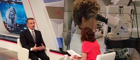 Entrevista Canal Sur Día Mundial del Cáncer 2019